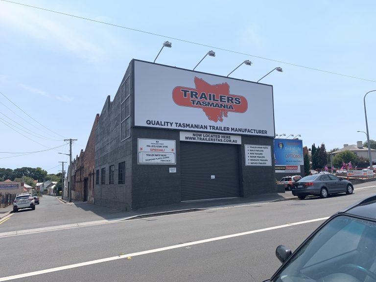 Trailers Tasmania Banner